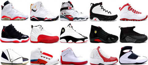 Jordan Shoes At Hibbett Sports Outlet Online - $67.00