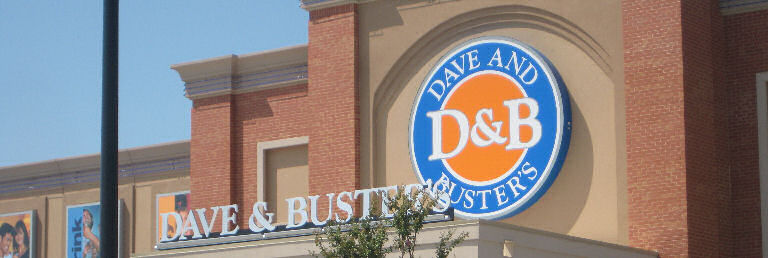 Dave and Busters Coupons