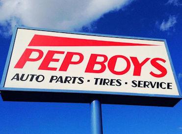 pep boys oil change coupon
