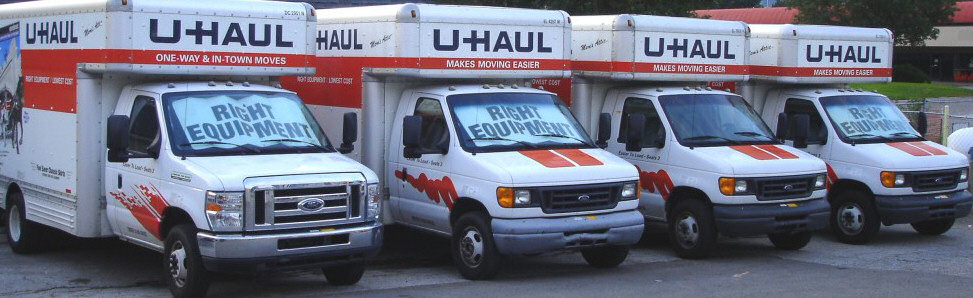 UHaul Coupons